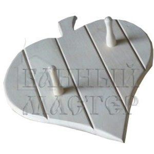 Вешалка банный лист