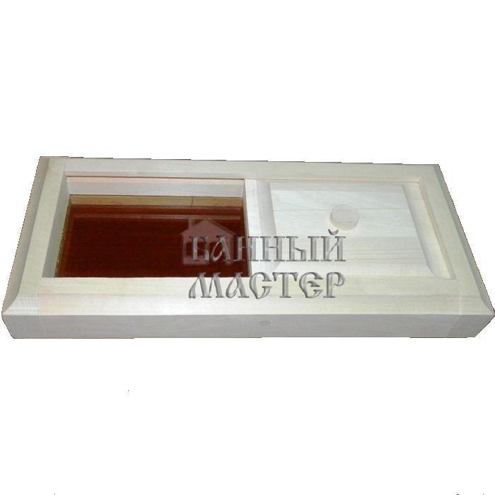 Вентиляционный люк с тонированным стеклом