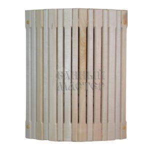 Защита лампы круглая-угловая (Комбинированная)