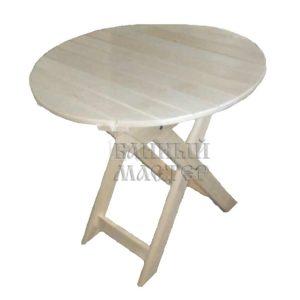 Стол раскладной (Круглый) Усиленный
